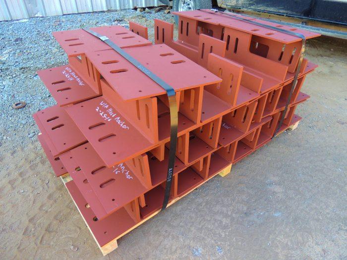 Custom Fabricated Parts (CBC06)