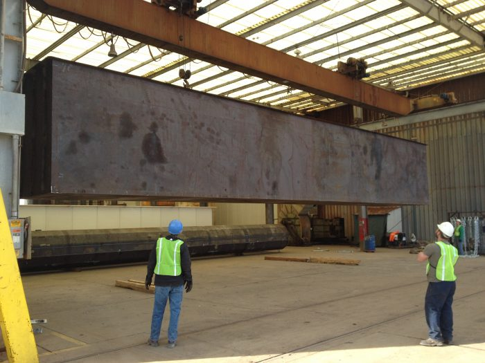 Quench Tank for Galvanizing (CBC08)