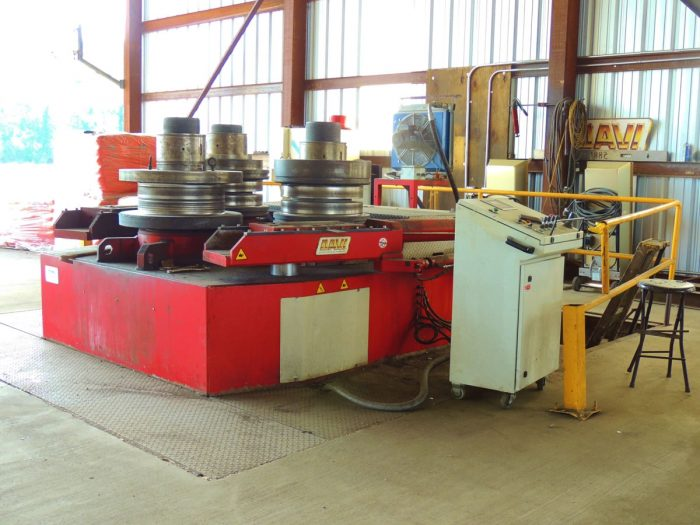 Structural Angle Rolling (Equipment01)